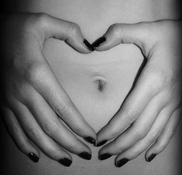 Heart tummy