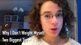 why i don't weight myself anymore